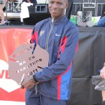 2010 Men's Marathon Winner