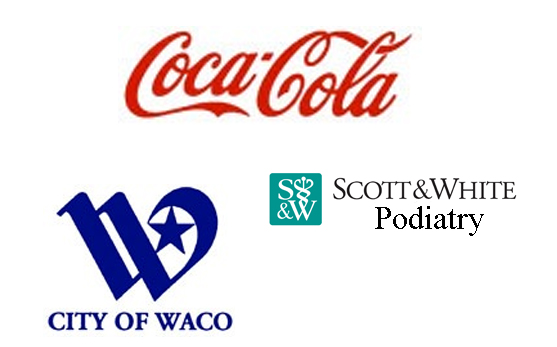 coke, city of waco, sw podiatry slide